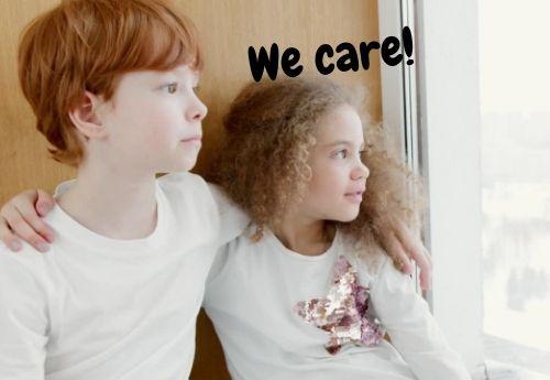 We care Herzensprojekte